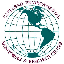 Carlsbad Environmental Monitoring &amp; Research Center logo